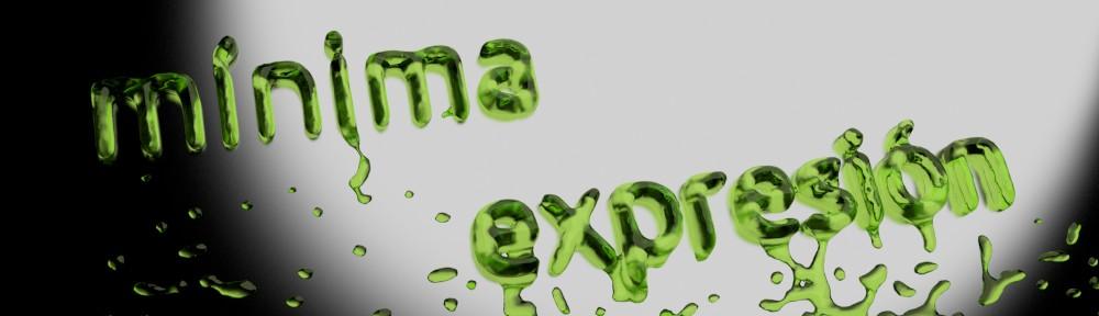 mínima expresión - verde