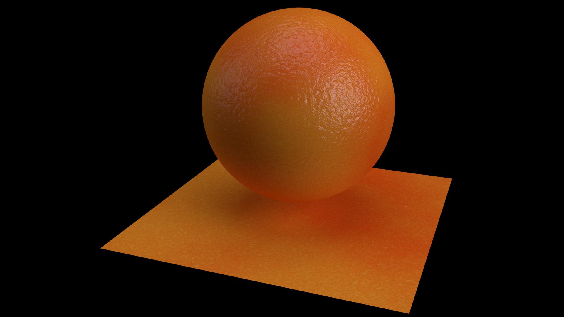 Orange skin v1.0